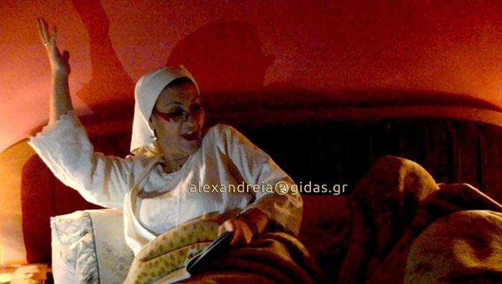 Νέο επεισόδιο με την Λισσάβω από το Ρουμλούκι που δεν μπορεί να κοιμηθεί – δείτε! (βίντεο)