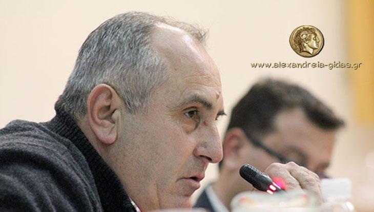 Νίκος Σαρακατσιάνος: Ο αντιδήμαρχος Μελίκης μιλάει για Χαλκίδη και Γκυρίνη (δήλωση)