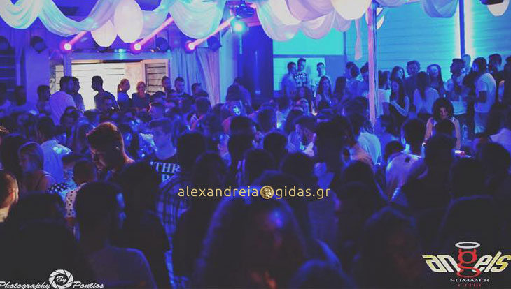 Ανοίγει το Σάββατο το SUMMER ANGELS στη Μελίκη – αυτοί θα είναι οι djs που θα παίξουν μουσική το καλοκαίρι!