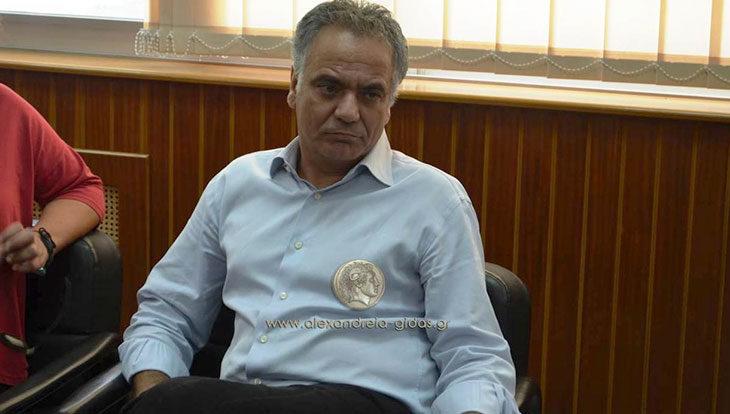 Στην Ημαθία θα βρεθεί ο υπουργός Εσωτερικών Πάνος Σκουρλέτης