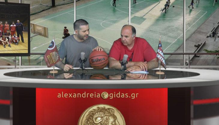 Ο Βασίλης Αγγέλης φιλοξενήθηκε στη WEB TV του Αλεξάνδρεια-Γιδάς (βίντεο)