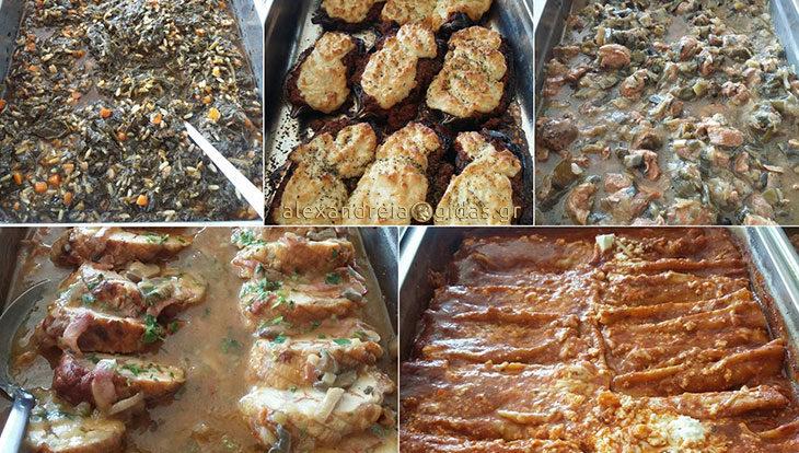 ΕΛΛΗΝΙΚΑ ΜΑΓΕΙΡΕΙΑ: Οι νόστιμες επιλογές και το πιάτο διαίτης σήμερα Παρασκευή 25 Μαΐου! (φώτο-τιμές)
