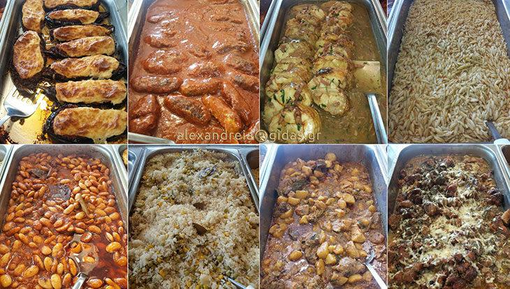 ΕΛΛΗΝΙΚΑ ΜΑΓΕΙΡΕΙΑ: Τι να φάτε σήμερα Τετάρτη και με τι γλυκό να το συνοδέψετε! (φώτο-τιμές-delivery)
