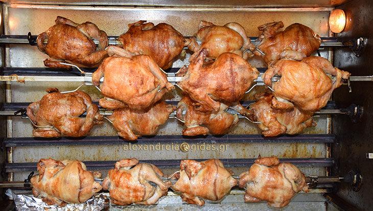 Πείνασες; Δοκίμασε ένα κοτόπουλο και πολλά ακόμα στο ΝΟΣΤΙΜΟ στην Αλεξάνδρεια! (φώτο)