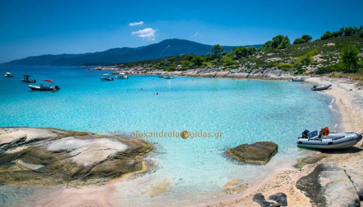 Μόνο 178 χλμ. από την Αλεξάνδρεια θα βρείτε ένα πανέμορφο εξωτικό νησί της Ελλάδας! (φώτο)