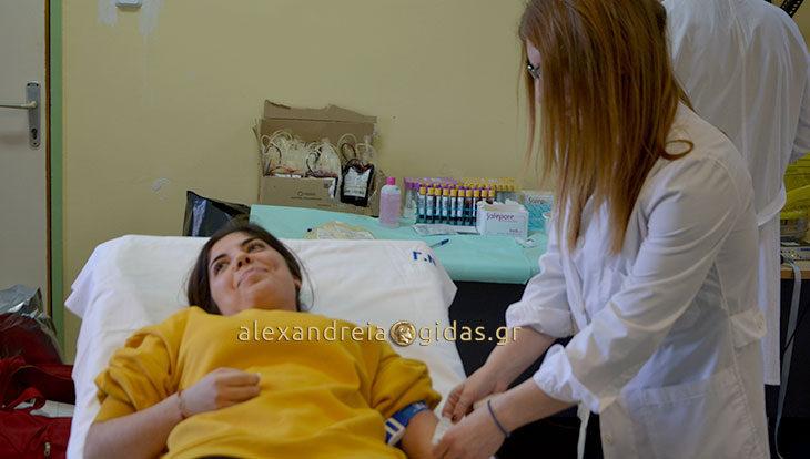 Στις 20 Ιουνίου η Εθελοντική Αιμοδοσία στο Κέντρο Υγείας Αλεξάνδρειας