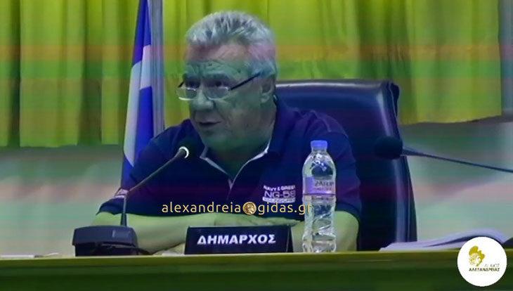 ΤΩΡΑ: Ο Π. Γκυρίνης κατά της απόφασης για το Σκοπιανό – αγάλματα του Μ. Αλεξάνδρου στην πόλη και αλλαγή ονομάτων στις πλατείες