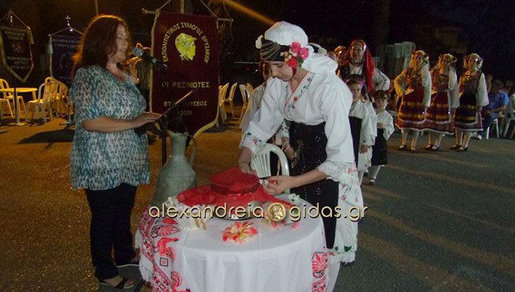 Το έθιμο του Κλήδονα θα αναβιώσουν και φέτος οι Ρεσινιώτες στο Βρυσάκι (πρόσκληση)