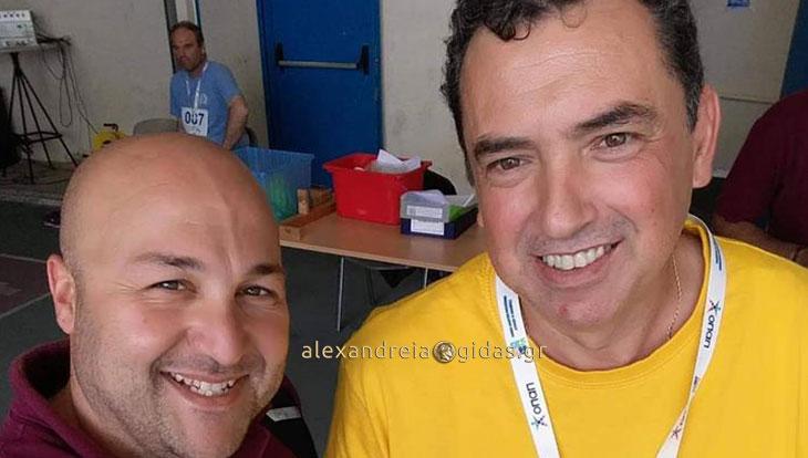 ΤΩΡΑ: 1η θέση και Πανελλήνιο ρεκόρ για τον Κωνσταντίνο Κοντονή από την Αλεξάνδρεια!