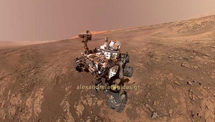 "H NASA ανακοίνωσε πως υπάρχει ""ζωή"" στον Άρη!"