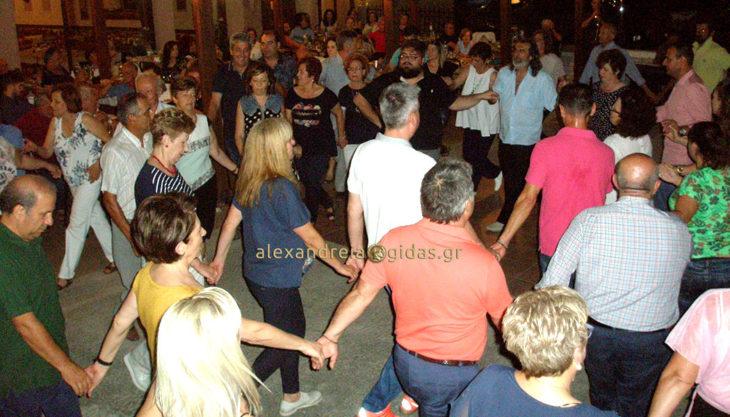 Με μία αξέχαστη βραδιά έκλεισε τη χορευτική σεζόν ο Μουσικοχορευτικός Όμιλος Αλεξάνδρειας (φώτο)