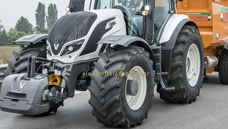 Ζητείται οδηγός – χειριστής γεωργικών μηχανημάτων στον δήμο Αλεξάνδρειας (πληροφορίες)