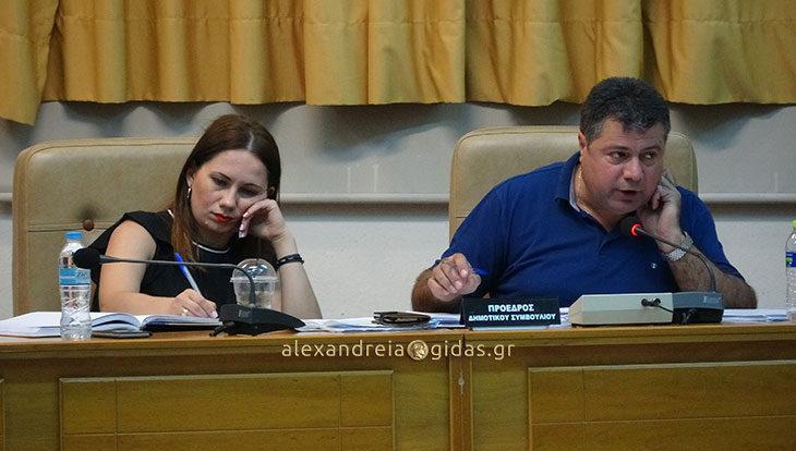 Με 49 θέματα την επόμενη Τετάρτη το δημοτικό συμβούλιο Αλεξάνδρειας
