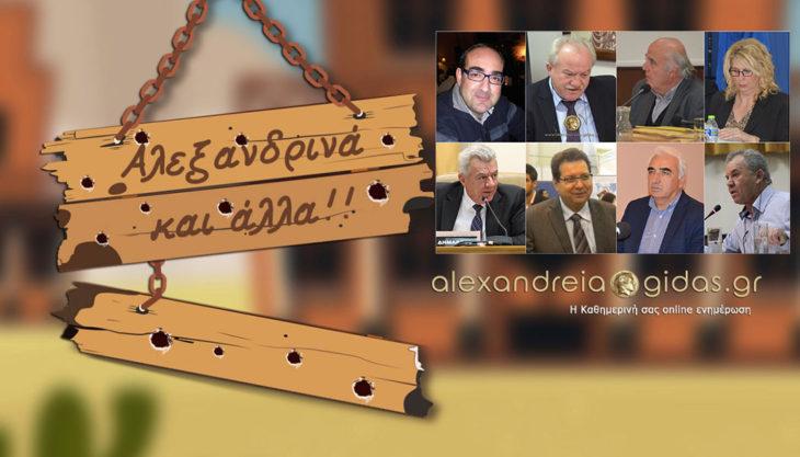 Σενάρια και παρασκήνιο ενόψει δημοτικών εκλογών στον Νεοδημοκρατικό χώρο του δήμου Αλεξάνδρειας