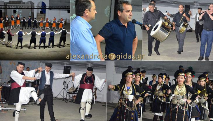 Ξεσήκωσε το αμφιθέατρο Αλεξάνδρειας η Εστία Ρουμλουκιωτών! (φώτο-βίντεο)
