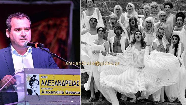 Δελιόπουλος για Εκκλησιάζουσες: «Λυπούμαστε που ο κ. Ρήγας επέλεξε τη συγκεκριμένη εταιρία»