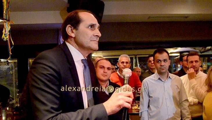 Στη Βουλή έφερε το θέμα των ζημιών που υπέστησαν οι αγρότες της Ημαθίας ο Απ. Βεσυρόπουλος