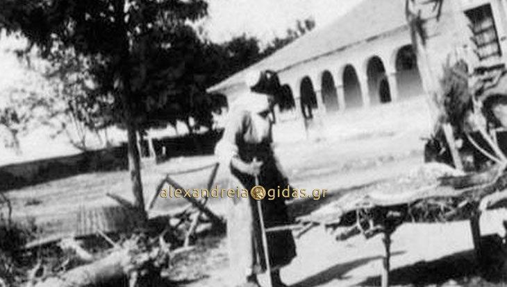 Το πανηγύρι της Παναγίας στο Γιδά το 1926