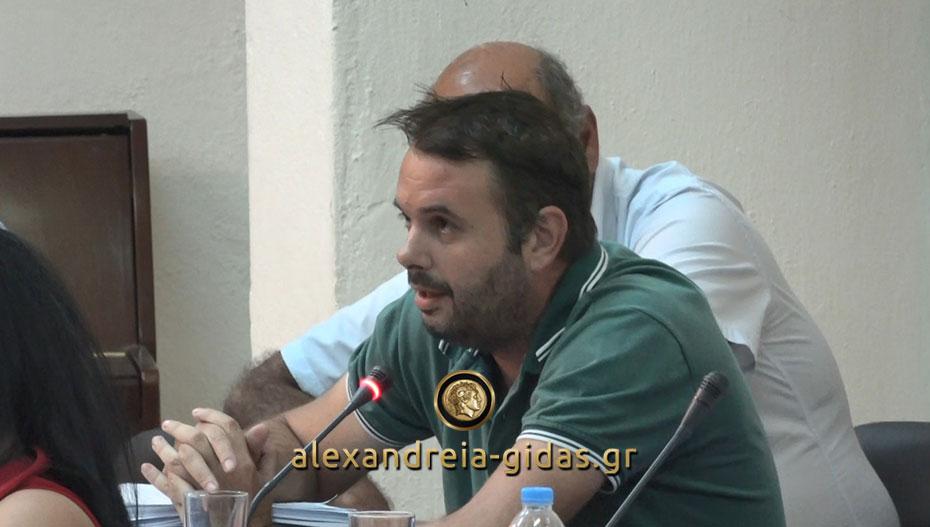Συνεργασία πολιτών: «Χωρίς όραμα η διοίκηση Γκυρίνη – επιστολές άνευ ουσίας του Χαλκίδη»