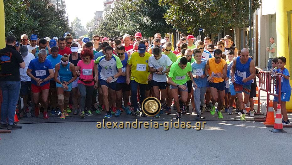 Μπράβο στους διοργανωτές: Με επιτυχία και φέτος ο Αλεξανδρινός Αγώνας! (φώτο-βίντεο)
