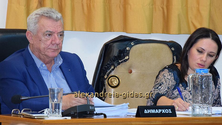 Κατά πλειοψηφία ο απολογισμός και ισολογισμός του δήμου Αλεξάνδρειας
