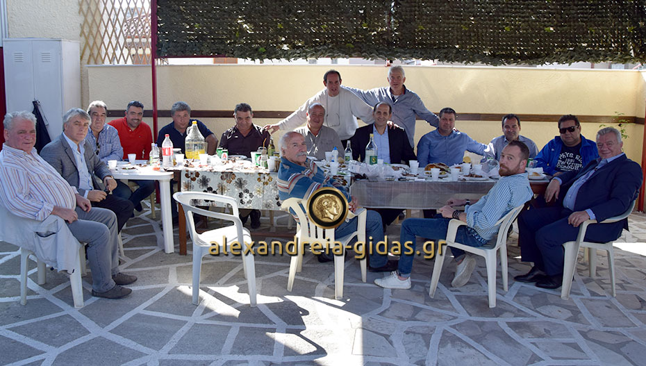 Η πολιτική συνάντηση της ημέρας στην Αλεξάνδρεια! (φώτο)