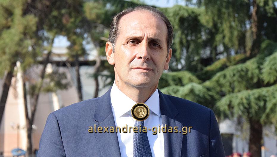 Απ. Βεσυρόπουλος: «Τραγελαφικοί οι χειρισμοί της κυβέρνησης που οδηγούν τευτλοπαραγωγούς και ΕΒΖ σε αδιέξοδο»