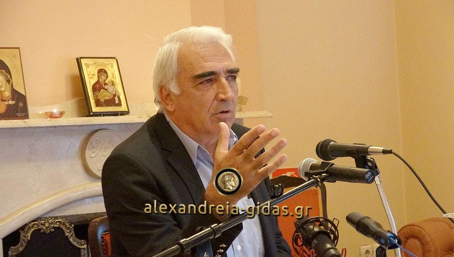 Ποια ονόματα υποψηφίων ανακοίνωσε ο Μιχάλης Χαλκίδης στη σημερινή συνέντευξη (βίντεο)