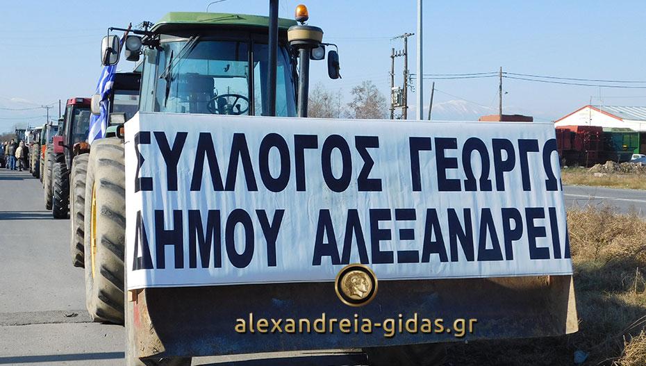 Γενική Συνέλευση των αγροτών της Αλεξάνδρειας αποκλειστικά για το βαμβάκι