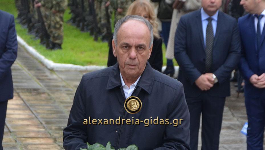 Αντωνίου για την υποψηφιότητά του: «Δίνουμε σκληρή μάχη στις εκλογές για λογαριασμό όλης της προοδευτικής παράταξης»