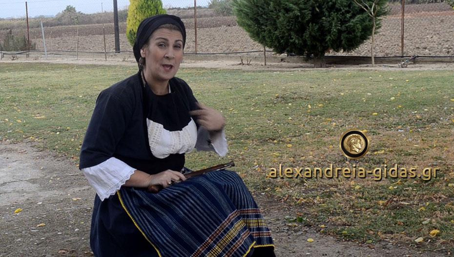 Το νέο επεισόδιο με τη Λισσάβω από το Ρουμλούκι (βίντεο)