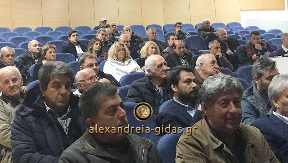 Από το Πλατύ ξεκίνησε τις συναντήσεις η ΔΗΜ.ΤΟ. της Ν.Δ. Αλεξάνδρειας (φώτο)