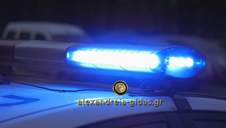Νεκρός 76χρονος άντρας σε σήραγγα της Εγνατίας Οδού έξω από τη Βέροια