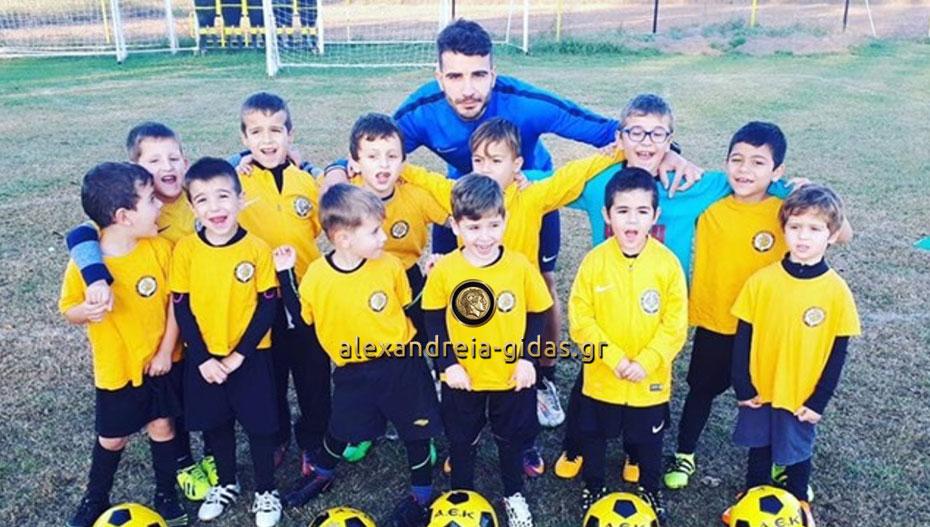 Σε συζητήσεις με μεγάλη ομάδα της Θεσσαλονίκης ο Ημαθιώτης προπονητής Ραφαήλ Μπαντής