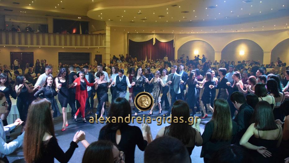 Δείτε όσα έγιναν στον χορό του ΓΕΛ Πλατέος – Κορυφής στο ΑΛΕΞΑΝΔΡΕΙΟ ΜΕΛΑΘΡΟΝ! (φώτο-βίντεο)