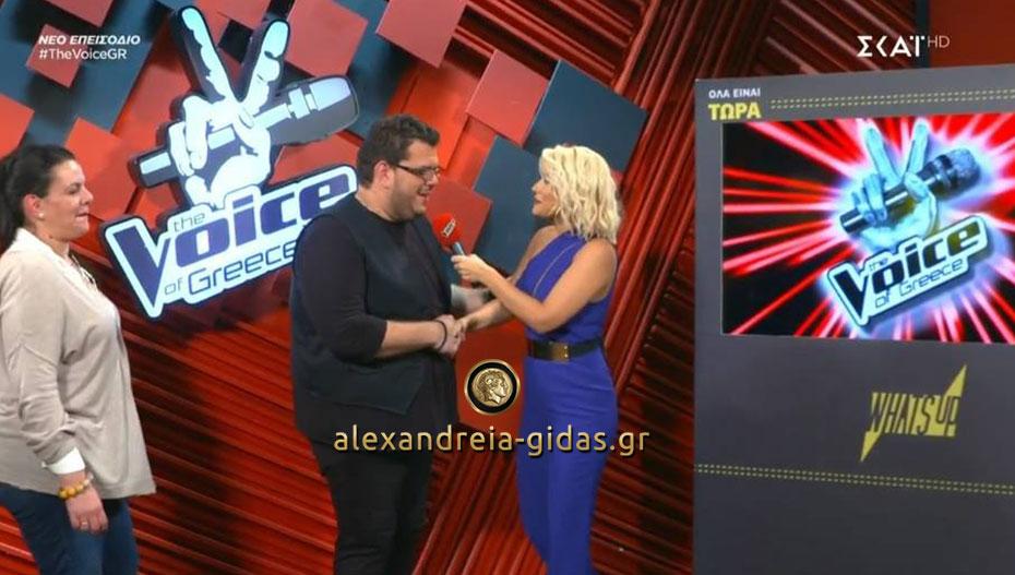 Πως έφτασε ο Φώντας στα live του VOICE – την Τετάρτη ψηφίζουμε ΛΑΦΑΖΑΝΗ! (βίντεο)