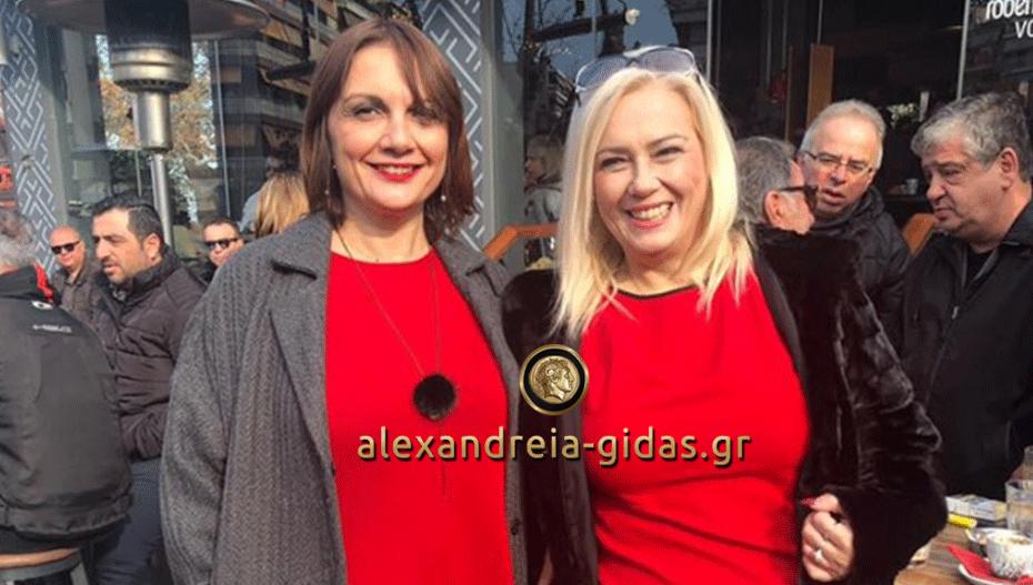 Μαρία και Ολυμπία, οι δύο υποψήφιες στα κόκκινα..