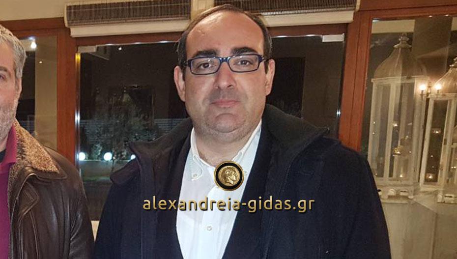 Ο Αργύρης Πανταζόπουλος παρουσιάζει σε λίγες ημέρες το όνομα και τις βασικές θέσεις του συνδυασμού του