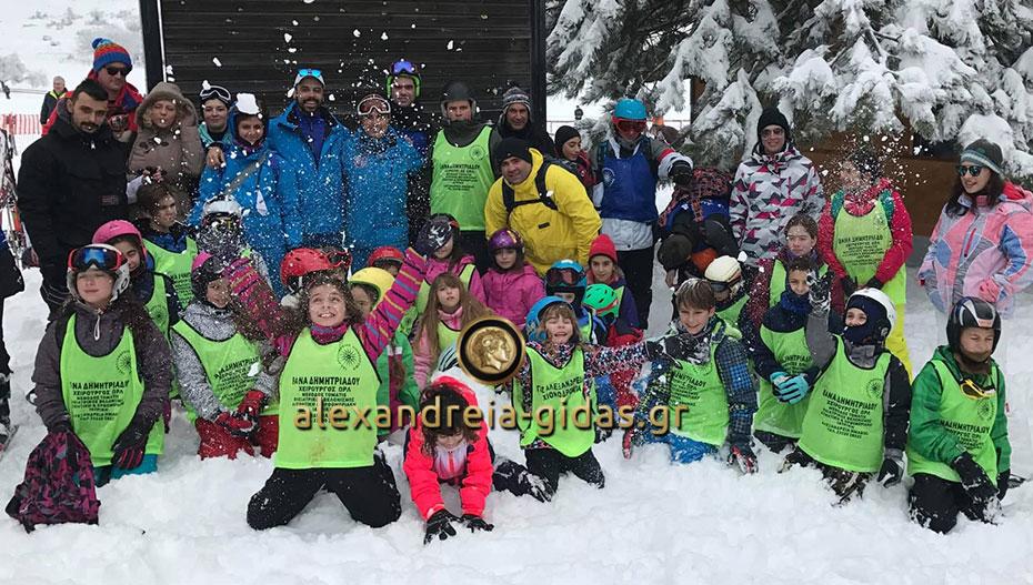 Θέλετε να μάθετε σκι; Γραφτείτε στα τμήματα του ΓΑΣ Αλεξάνδρειας!
