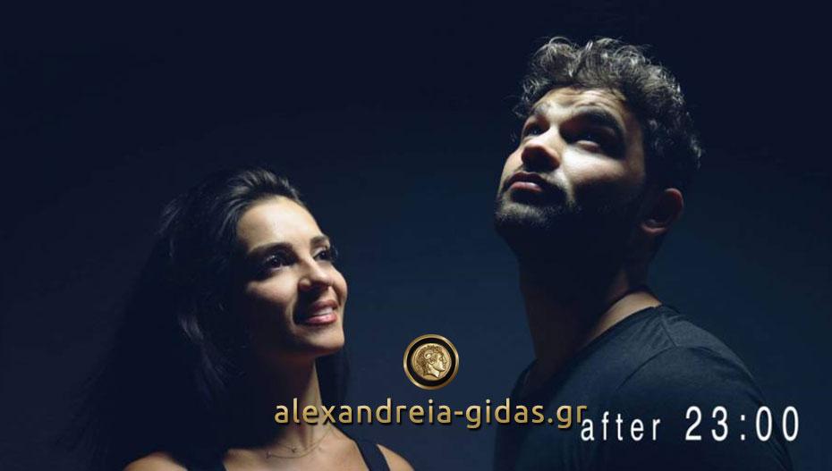 Απόψε ο Τέο Φωκάς και Φαίη Μηλιώτη στο #momenti_live_night…..!