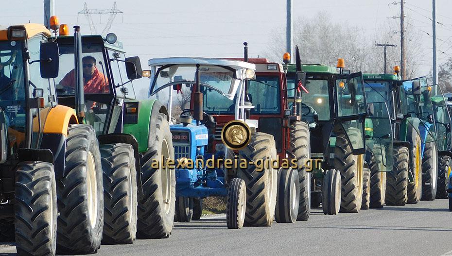"""Αναγκαστικό το """"έθιμο"""" των αγροτών με κινητοποιήσεις μετά τις γιορτές"""