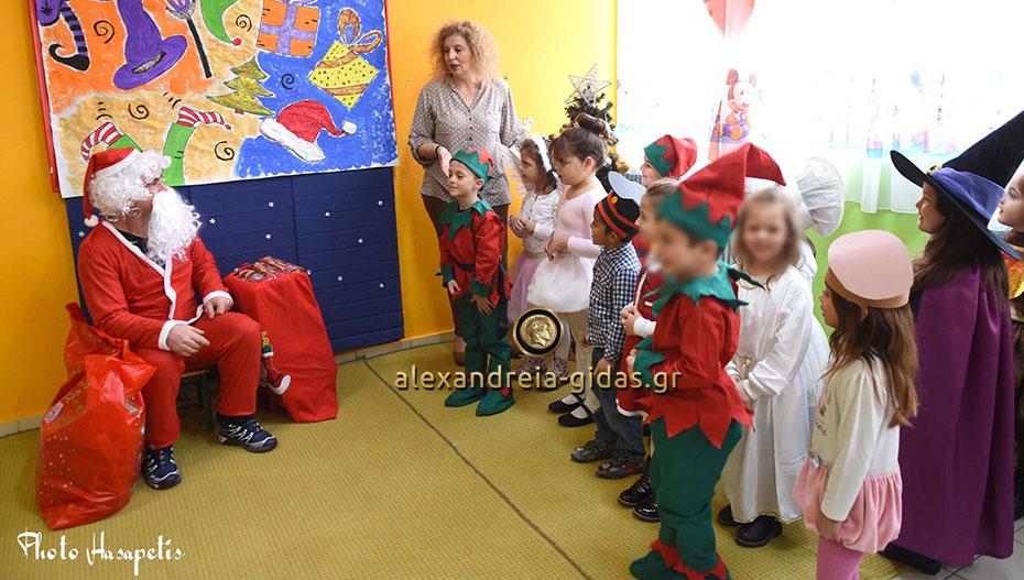 Έλαμψαν οι μικροί πρωταγωνιστές του Νηπιαγωγείου Τρικάλων (φώτο)