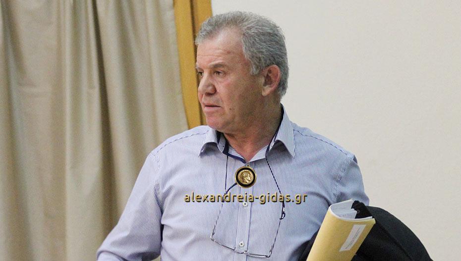 Ο de jure πρωταγωνιστικός ρόλος Βενιόπουλου στις ερχόμενες εκλογές του δήμου Αλεξάνδρειας