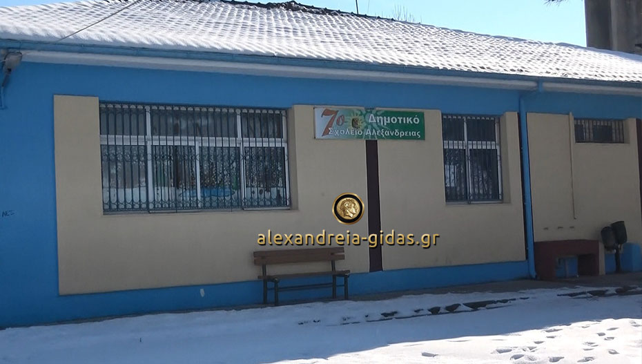 Θα ανοίξουν τα σχολεία στην Αλεξάνδρεια αλλά λίγο αργότερα…