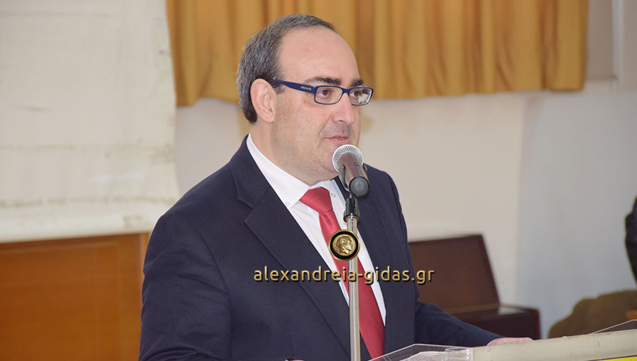 Τι δήλωσε ο Αργύρης Πανταζόπουλος για την εκδήλωση στο δημαρχείο και τι είπε για τα στελέχη της Ν.Δ.