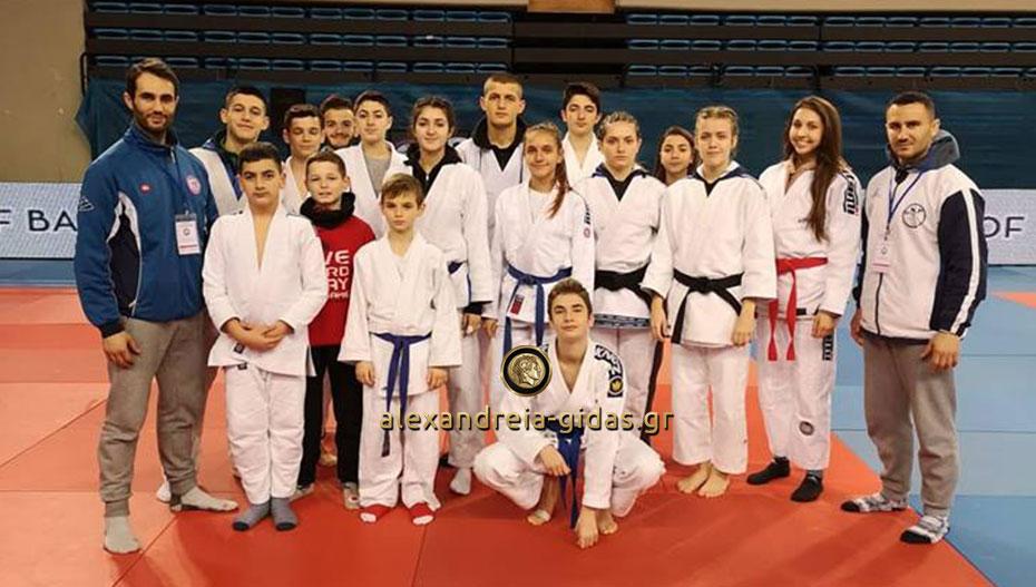 Στην Αθήνα για το Πανελλήνιο Πρωτάθλημα Ju Jitsu ο Α.Σ.Κ. Αλεξάνδρειας G.S.P. Bros