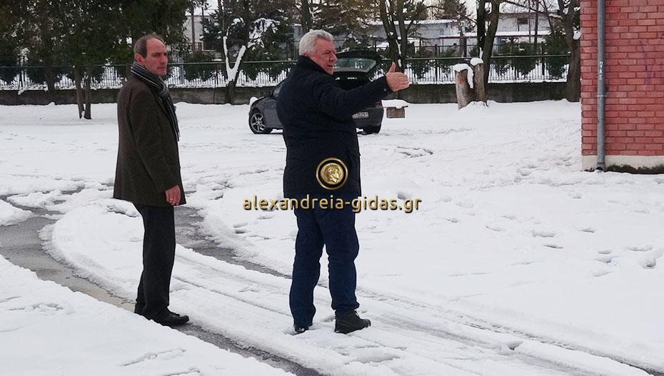 Αυτή είναι η απόφαση του δημάρχου Αλεξάνδρειας για το κλείσιμο το σχολείων την Τετάρτη
