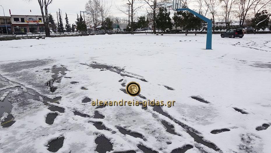 Τελικό: Κλειστά και την Παρασκευή τα σχολεία στον δήμο Αλεξάνδρειας