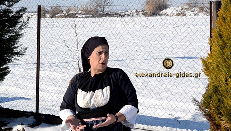 Στα…χιόνια το νέο επεισόδιο με τη Λισσάβω – δείτε! (βίντεο)