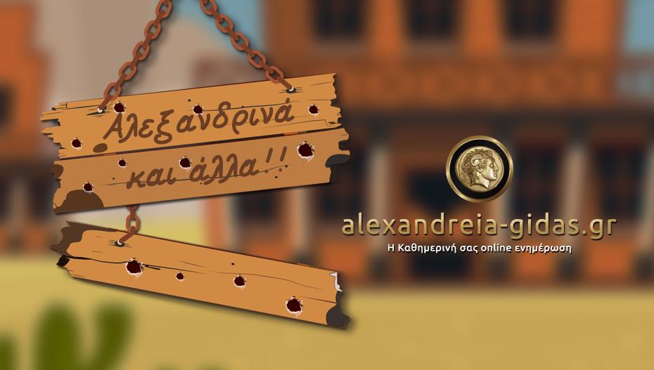 Αλεξανδρινός: Προχωρούν όσοι έχουν μαζί τον κόσμο..
